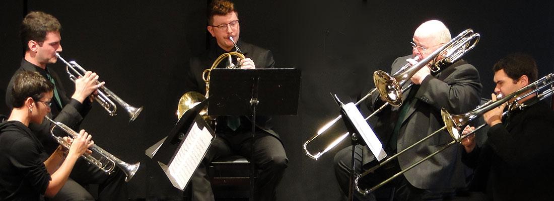 Breaking Brass Quintet