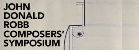 March 26 - Composers Symposium :: CLICK FOR TICKETS